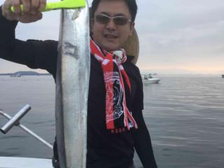 7/30太刀魚~近海鯛ラバ