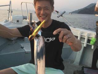 7/31太刀魚