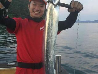 7/27太刀魚