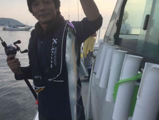 7/18太刀魚