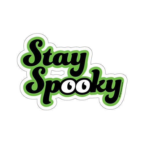 Stay Spooky Sticker