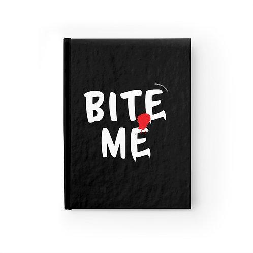 Bite Me Blank Journal