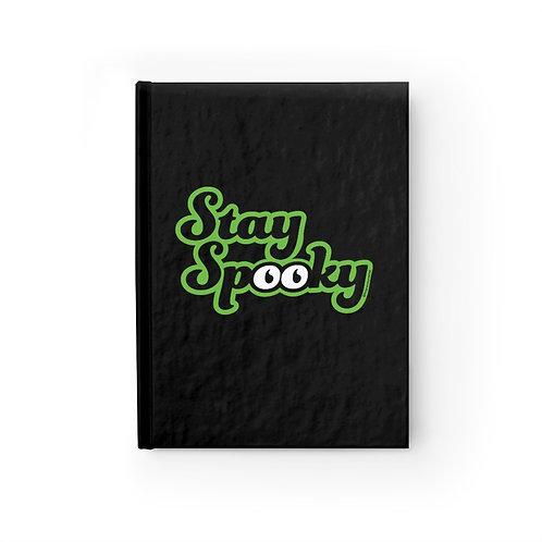 Stay Spooky Blank Journal