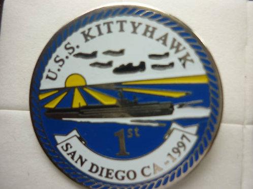 San Diego Reunion Pin