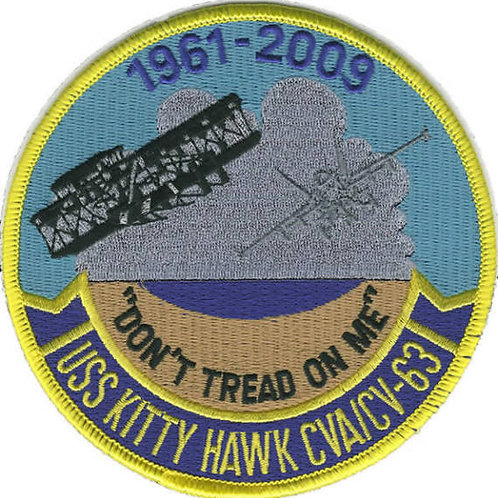 Decommissioning Patch