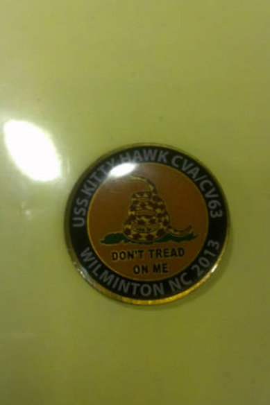 Wilmington, N.C., Reunion Pin