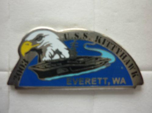 Everett, Wash., Reunion Pin