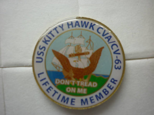 Lifetime Member pin