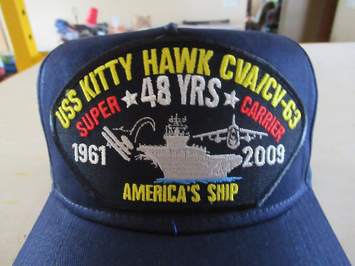 Ballcap - 61 to 09, Super Carrier