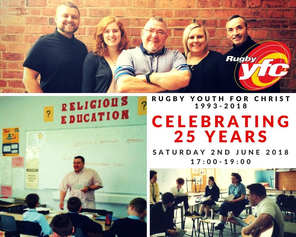 RYFC Anniversary Poster