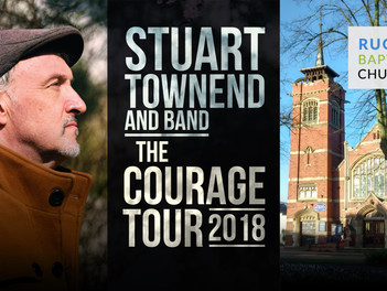 Stuart Townend concert 19 Sep