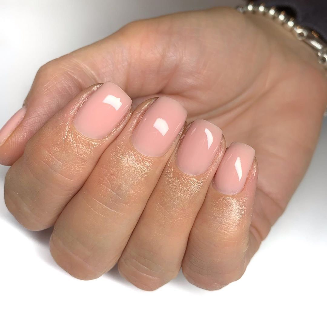 Builder Gel on Natural Nails