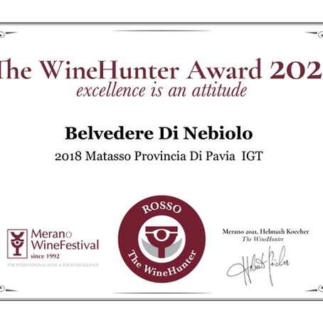 The Wine Hunter 2021