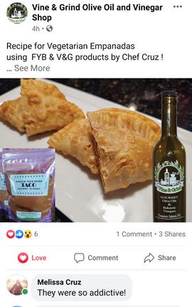 Taco Spice Empenadas