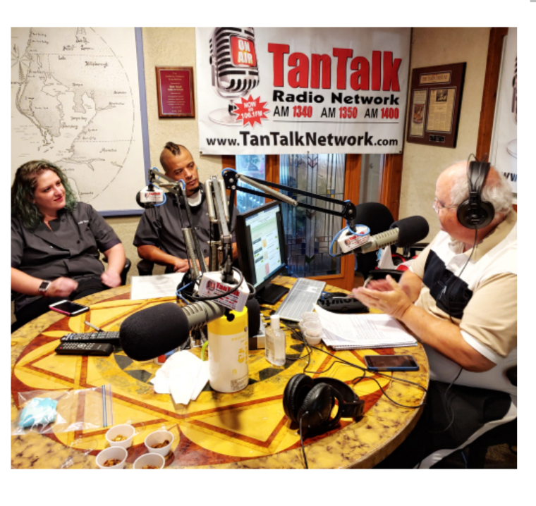 Mr. & Mrs. Cruz join Ken & Cindy to discuss our newest products