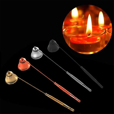 2019 New Convenient Bell-Shaped Candle Fire Extinguisher