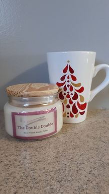 The Double Double - French Vanilla Coffee