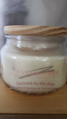 Stunned As Me Arse - Memory Blend