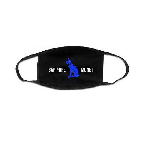 Sapphire Bastet Mask