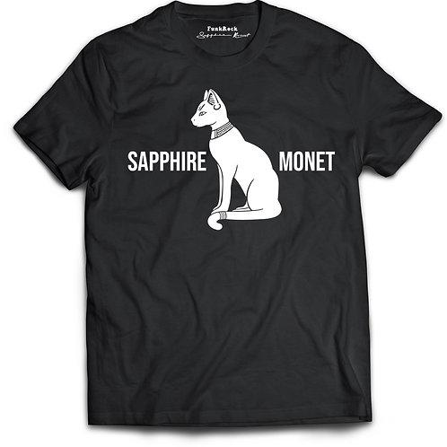 Exclusive Sapphire Monet T-Shirt
