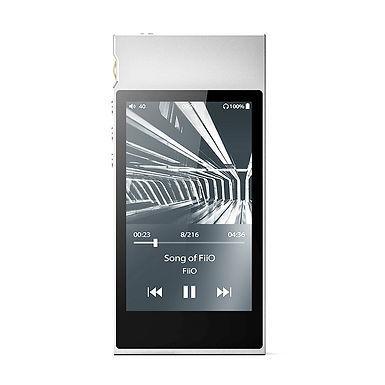 FiiO M7 High-Resolution  Music Player Bluetooth  aptX-HD LDAC Touch Screen MP3