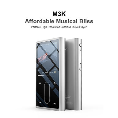 FiiO M3K High Res. Mp3 Player With Voice Recoder