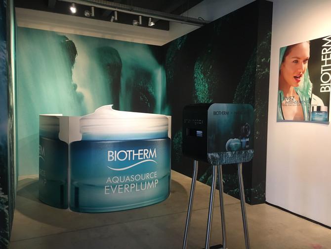 Soirée BIOTHERM/SKIN OXYGEN