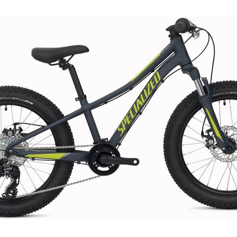 Customizing the Specialized Riprock 20