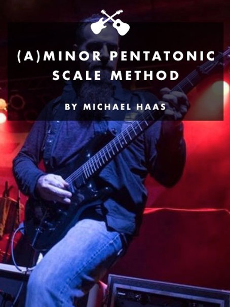(A) Minor Pentatonic Scale Method eBook