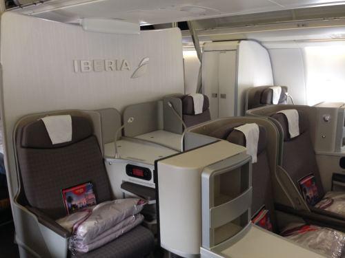 Business Class Iberia A330-300