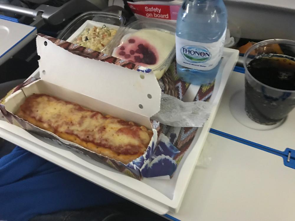 Lanche KLM