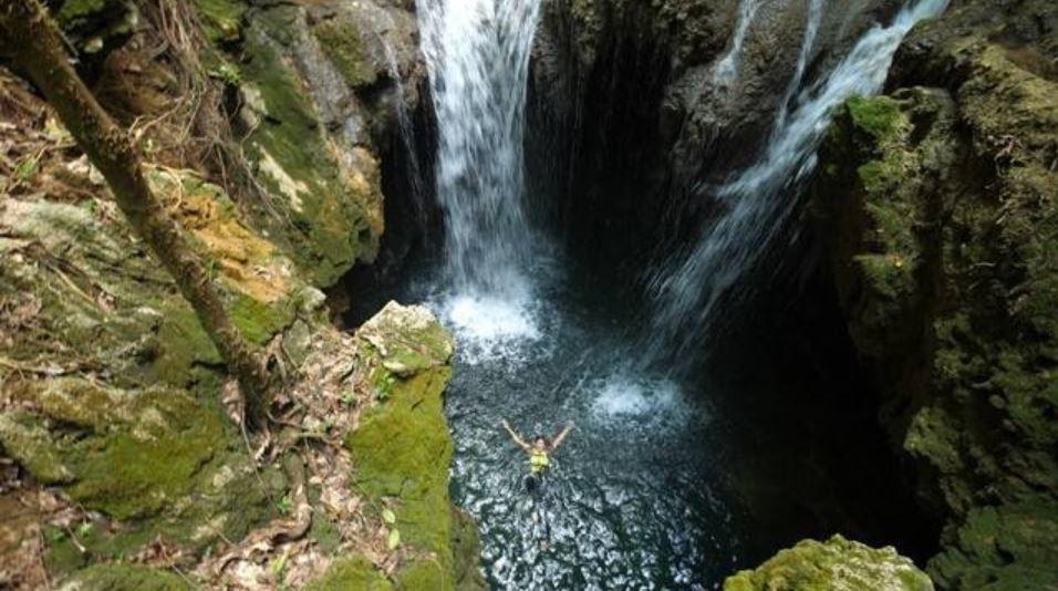 Cachoeiras Boca da Onça