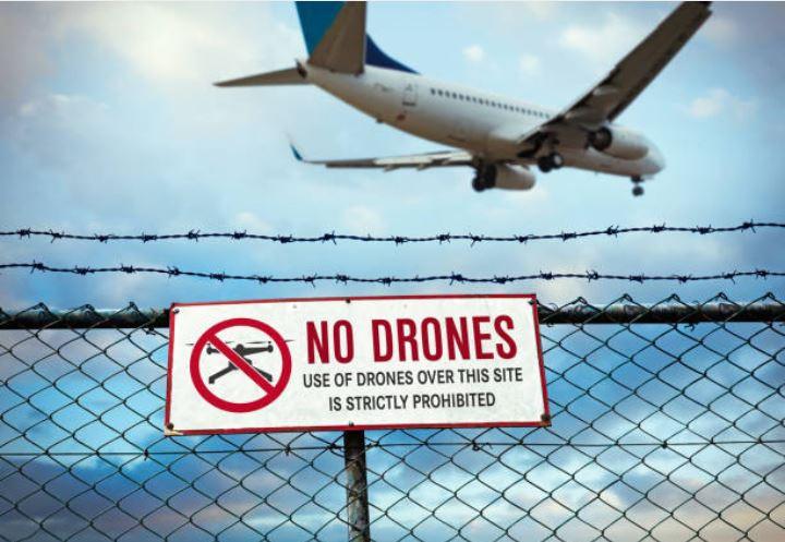 Viajando com Drones