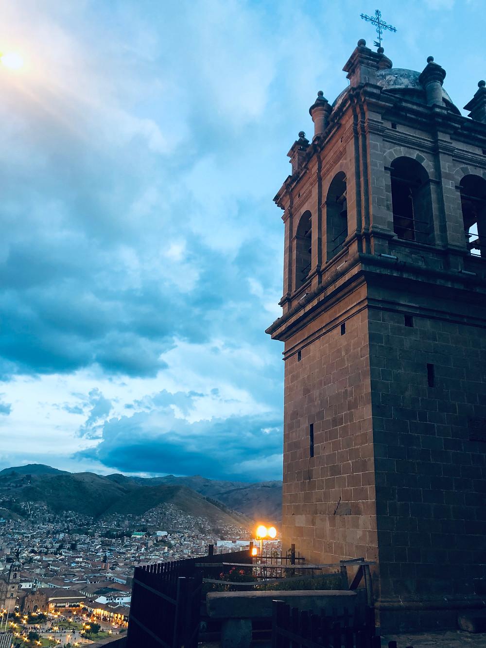 Mirador San Cristobal