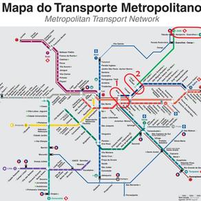 Como chegar ao aeroporto de Guarulhos de Trem