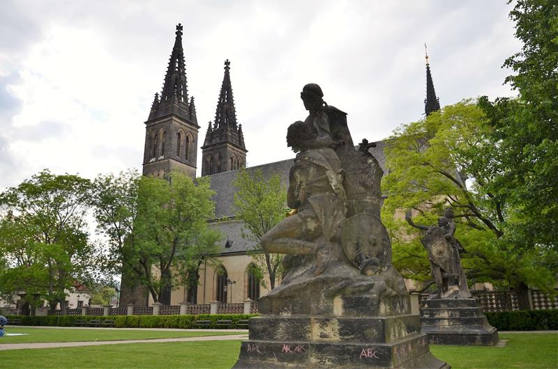 Vysehrad Cathedral