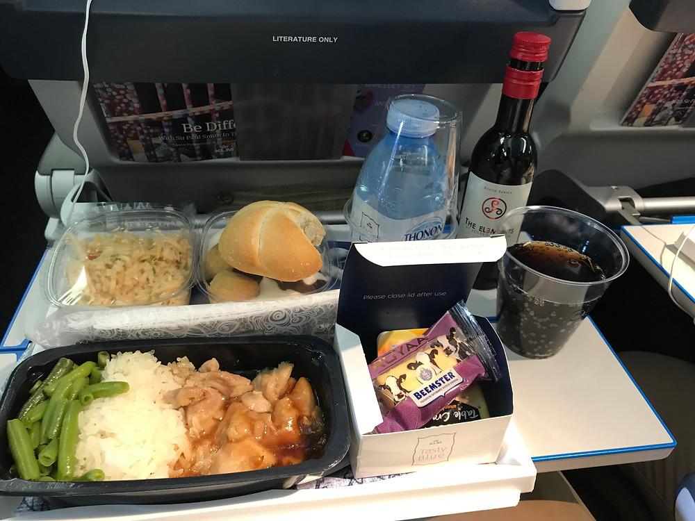 Almoço KLM