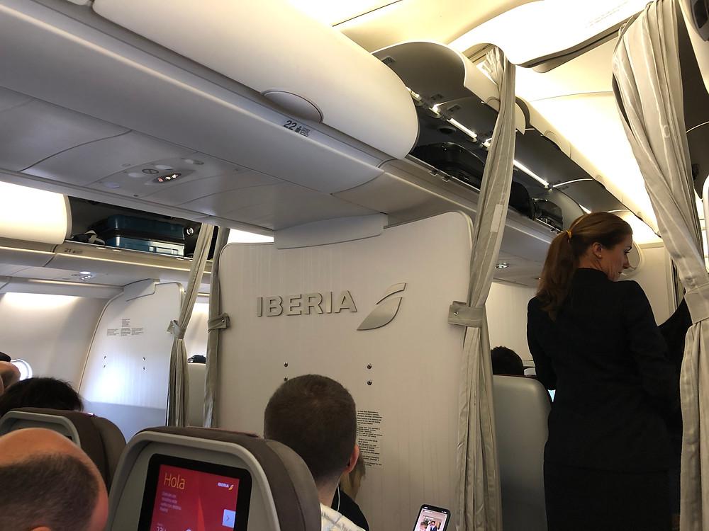 Serviço de Bordo Iberia
