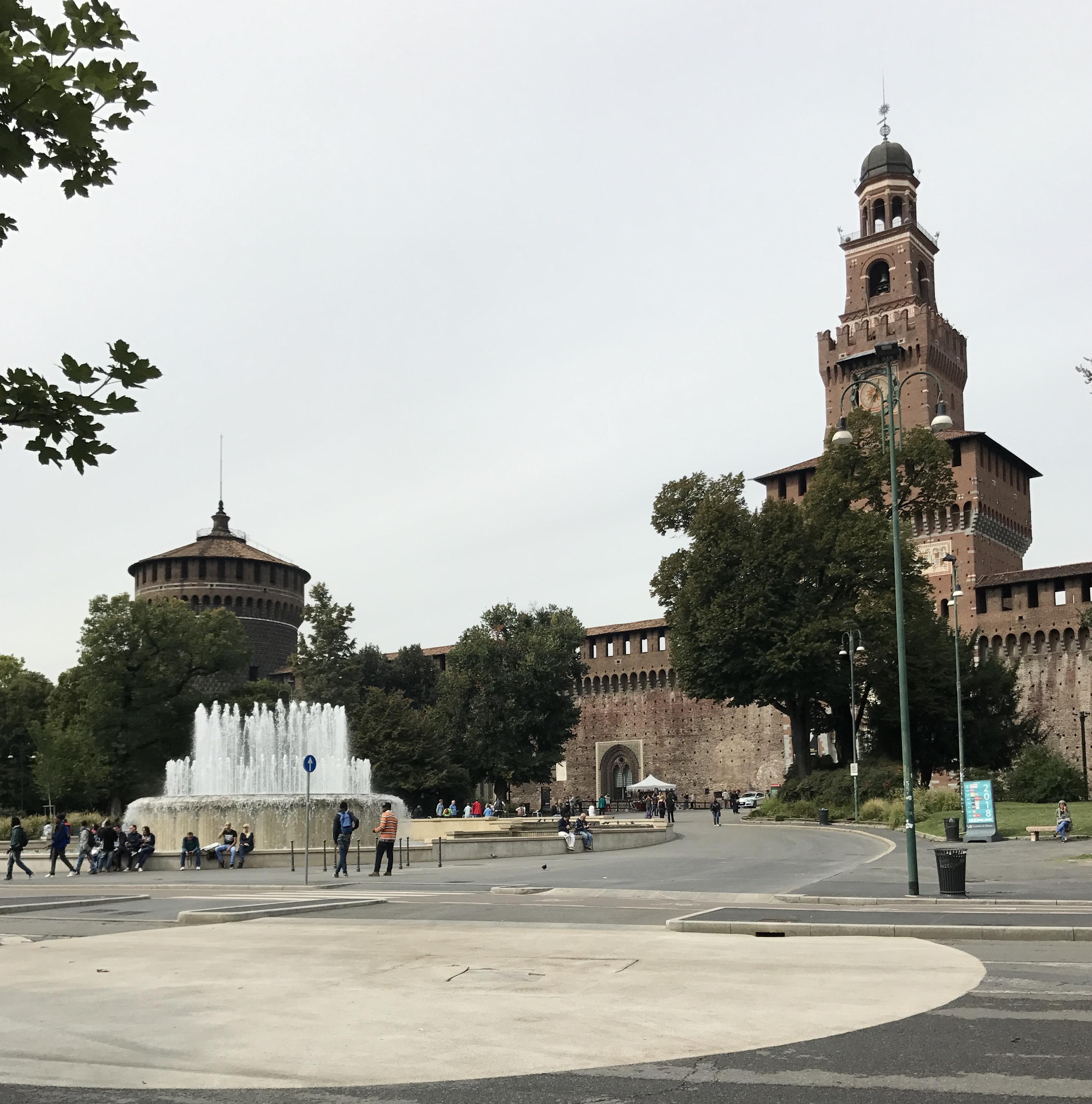 Castelo Sforcesco