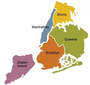 Nova Iorque - Hospedagem