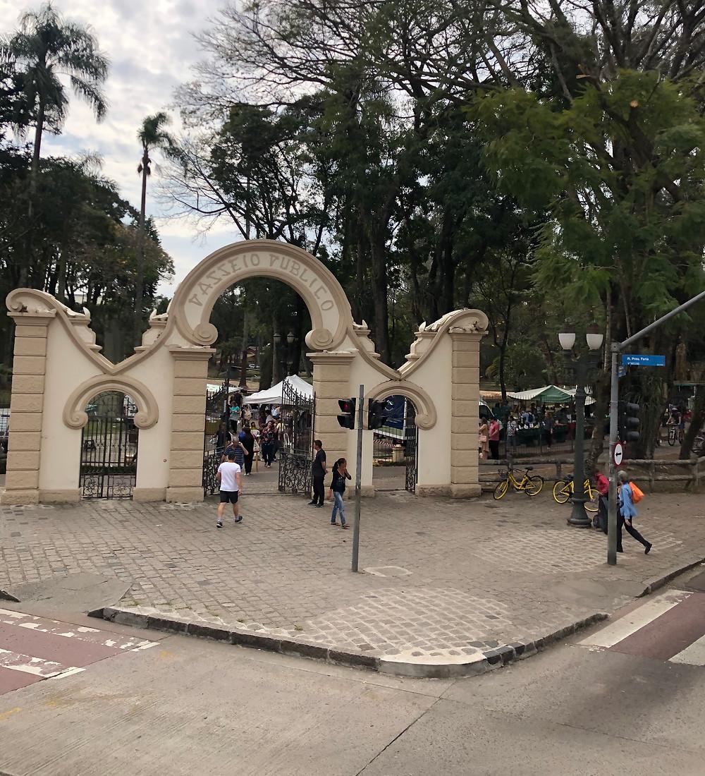 Passeio Público Curitiba