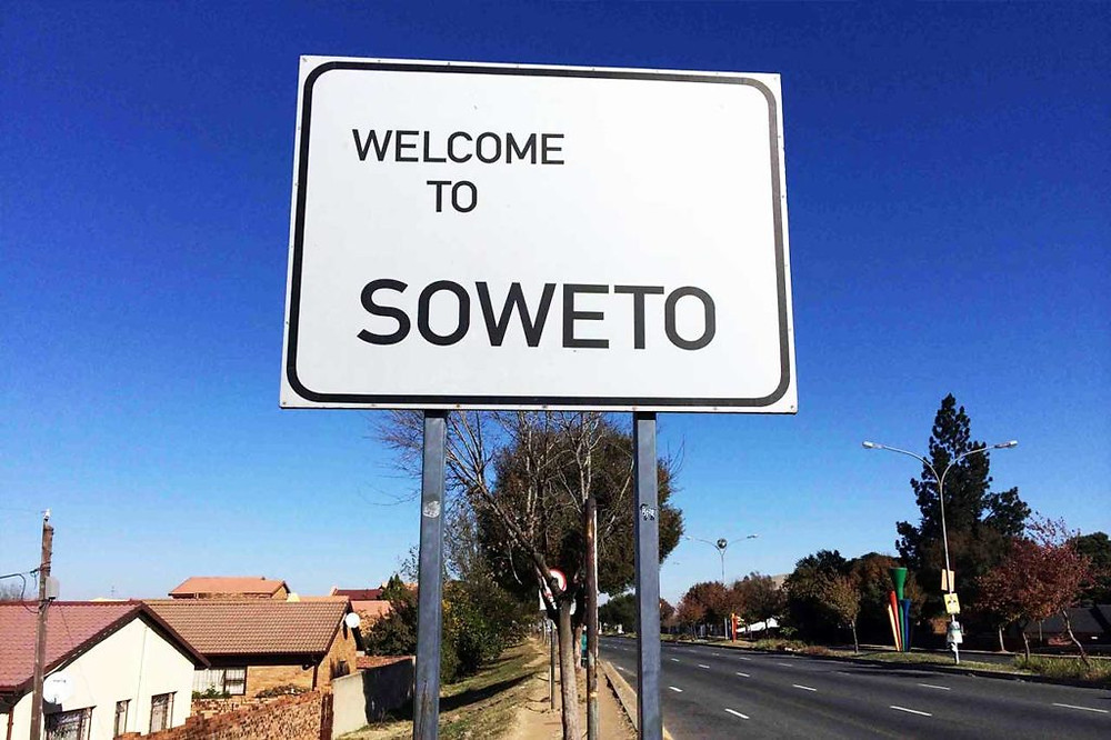 Soweto Sign
