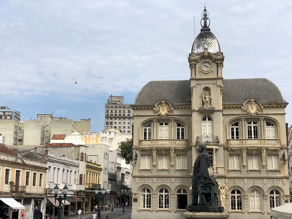 Paço da Liberdade Curitiba