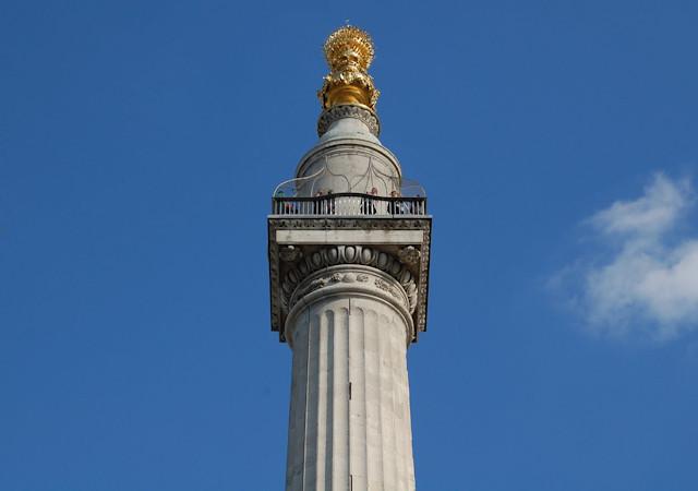 Monumento ao grande incêndio de Londres