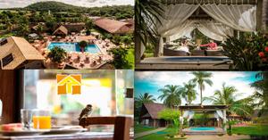 Zagaia Eco Resort Booking