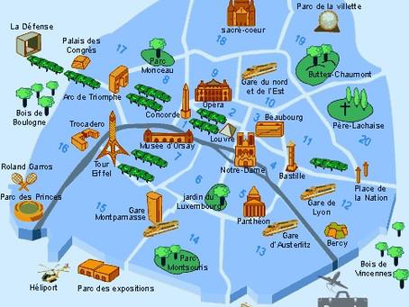Onde se hospedar em Paris