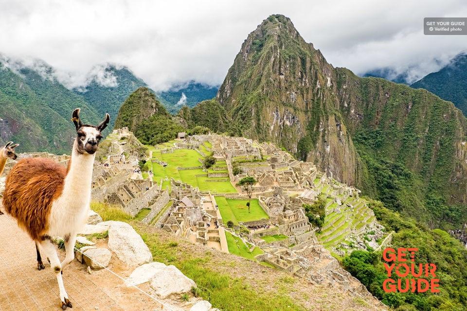 Tour Machu Picchu saindo de Cusco
