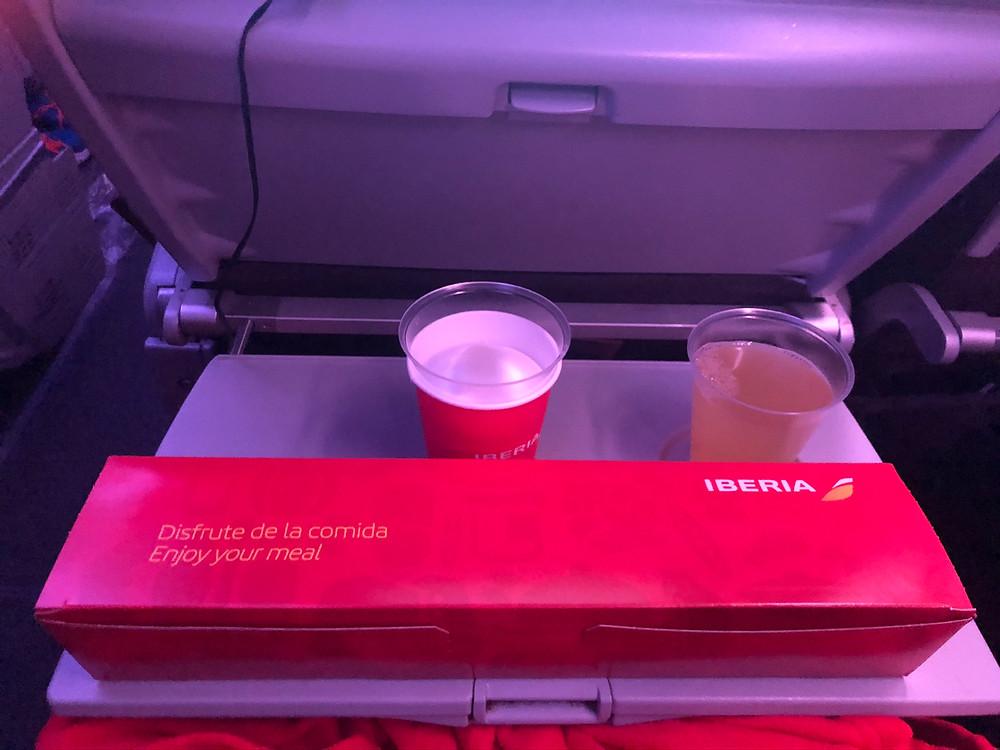 Café da manhã Iberia