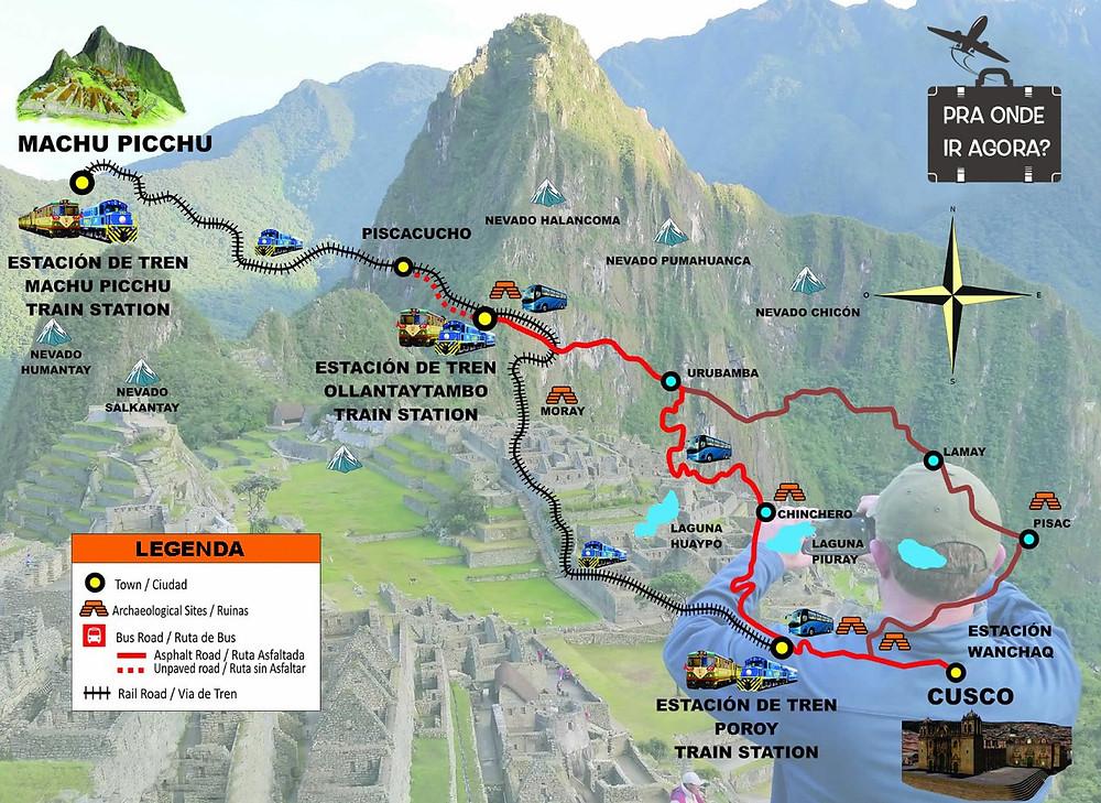 Rota Machu Picchu
