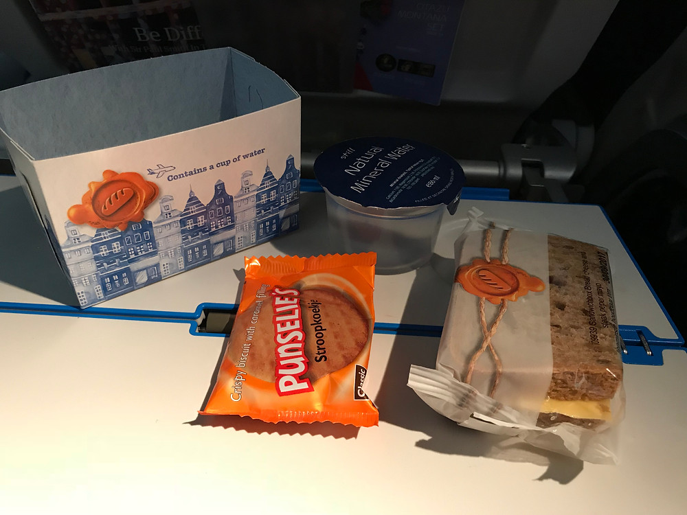 Snack KLM